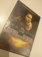 Dvd  la guerra de los mundos de spielberg  y Tom Cruise(PRECINTADO)