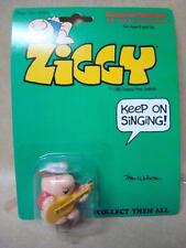 Ziggy Knickerbocker 1981 Collectible Small Toy Keep On Singing
