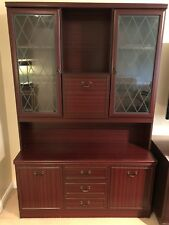 Very Good Condition Large Mahogany Cabinet
