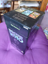 Dr Who: The First Doctor (Special Edition VHS Box Set)