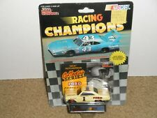 DICK HUTCHERSON RACING CHAMPIONS 1/64 DIECAST COLLECTORS SERIES #1 FORD FASTBACK