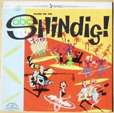 Scarce Various Artists - Based on the ABC TV Shindig! - STVG+ Vinyl Shin-Diggers