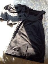 COAST. Sunnitta Cover up / Jacket. BLACK with matching Contour Dress