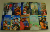 Harlequin American Special Edition Romance Novels Lot 10 Contemporary Doctor