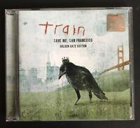 TRAIN 'Save Me, San Francisco Golden Gate Edition' 2010 CD Album