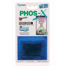 Hagen Green x Phosphate Remover 4g Traps Aquarium Nitrite Nitrate