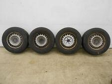 Winter Radsatz Mercedes Sprinter 2160233 Räder Reifen 2140700 235 65 R16C R308