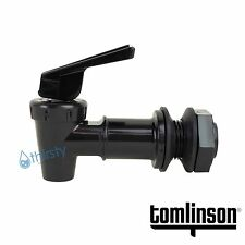 "Tomlinson Water Faucet Spigot Dispenser 3/4"" Valve Replacement Crock Colors USA!"