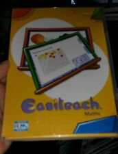 Easiteach Maths PC GAME - FREE POST