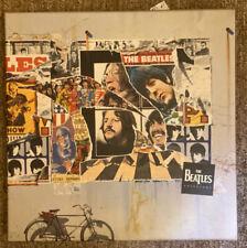The Beatles Anthology Laserdisc Box Set Complete.