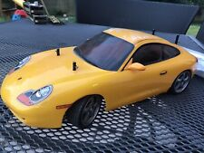 Tamiya 1/10 RC Porsche 911 Carrera 2, Chassis Spares Or Repairs, Kyosho, Hpi