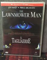 Il Tagliaerbe DVD The Lawnower Man Fahey Brosnan Stephen King Nuovo Sigillato