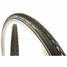 Schwalbe 700 x 32c Marathon Reflex Black Hybrid Bike Commuting Tyre Greenguard