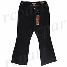 New Jeans Colony Women's Jeans Boot Cut Dark Blue Size 18 20 22 24 26 28