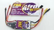 NEW Afro HV 20A MultiRotor ESC High Voltage 3~8s SimonK firmware afro_HV