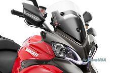 Ducati Multistrada 1200 2010 - 2012 Carbon Fiber Front Fairing Cover by Bestem