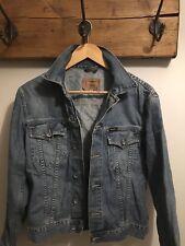 Pepe Jeans Mens Gents Denim Jacket Medium M