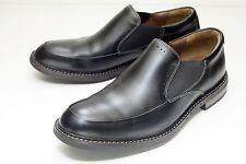 Clarks 8 Black Slip-On Shoe Men's