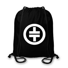 TAKE THAT BAND LOGO SHOPPING/TOTE/SCHOOL/PUMP BAG 100% COTTON