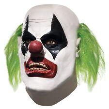 Dlx Henchman Clown Mask Adult Men Dark Knight Joker Scary Halloween Costume Asry