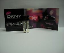Sale ~ Lot 4 pcs DKNY Delicious Night EDP women sample vials