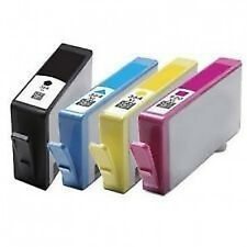 4 Ink Cartridges for HP 364 XL Printer Ink Cartridges SM596EE