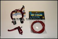 Dia-Compe MX890 with Tech 3 Levers Rear Package - Old School Vintage BMX