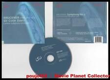 "ANTON BRUCKNER ""Symphony n°6"" (CD) Colin Davis 2002"