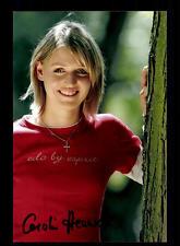Carolin Hennecke Original Signiert Biathlon + A 151310