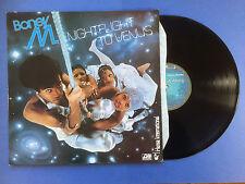 Boney M - Nightflight To Venus, Atlantic Hansa K50498 Ex Condition