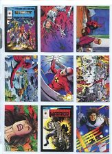 UNITY TIME IS NOT ABSOLUTE #1-90 COMPLETE BASE SET 1992 #ns16-166