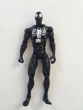Hombre Araña Disfraz Negro Clásicos figura de acción (Marvel Leyendas Estilo)