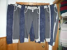 GAP Relax Active Pants All Regular size 2XL,SM, Charcoal and Dark blue Floral