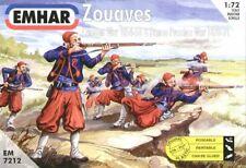 Emhar 1/72 Zouaves Crimée et Franco Prusse Wars # 7212