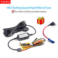 Original Viofo 3 Wire ACC Parking Mode Hard Wire + Fuse For A129 Duo Dash Camera