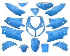 Set Carenatura Carenatura 15 Parti di Carenatura Ice Blu per Peugeot Speedfight