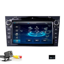 "For Honda CRV 2007-2011 8""GPS Navigation Car Stereo CD DVD Player Radio+CAM"
