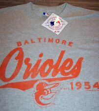 BALTIMORE ORIOLES MLB BASEBALL 1954 T-Shirt LARGE NEW w/ TAG