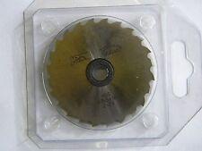 Rekord, Metallkreissägeblatt 63 x 5 x 16, 24 Zähne, HSS, DIN 1838C