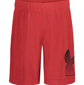 New Under Armour Little Boys Athletic Shorts Choose Size & Color