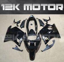 HONDA CBR1100XX CBR 1100 BLACKBIRD 1997-2007 Fairing Set Fairing Kit Black 8