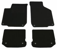 Fußmatten Set für VW Golf 4 IV 2001-2003 Matten Autoteppiche Passform Set