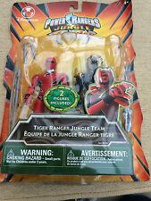 Power rangers jungle fury figure pack new in box
