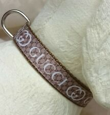 """Dog Collar 8.5""""-12"""" neck size. FREE FABRIC. 20mm wide"""
