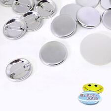 44mm 32mm,37 mm 58mm Buttons 25mm Buttonrohlinge Badgematic Buttonmaschine