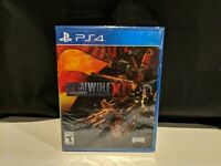 Metal Wolf Chaos XD (Sony Playstation, 2019) PS4 - Brand NEW