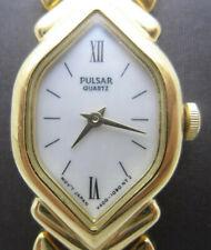 Women's Pulsar Quartz Analog Dial Dress/Formal Watch (A716) V400