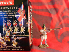 King & Country - America's Revolution 1776 - AR054 - Militiaman Standing Firing