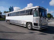 Mci Charter Coach Bus Motor Home Skoolie Conversion Onan Diesel Generator Buses