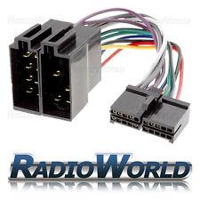 Goodmans/Ripspeed ISO Cablaggio Auto Cavo Adattatore/Connettore guaina 12 Pin